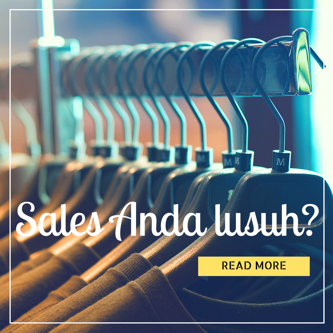 Sales Anda lusuh - featured image